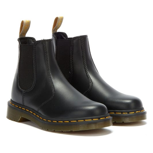 Dr. Martens 2976 Felix Rub Off Black Boots