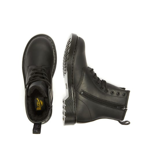 Dr. Martens 1460 Serena Mono Youth Black Boots