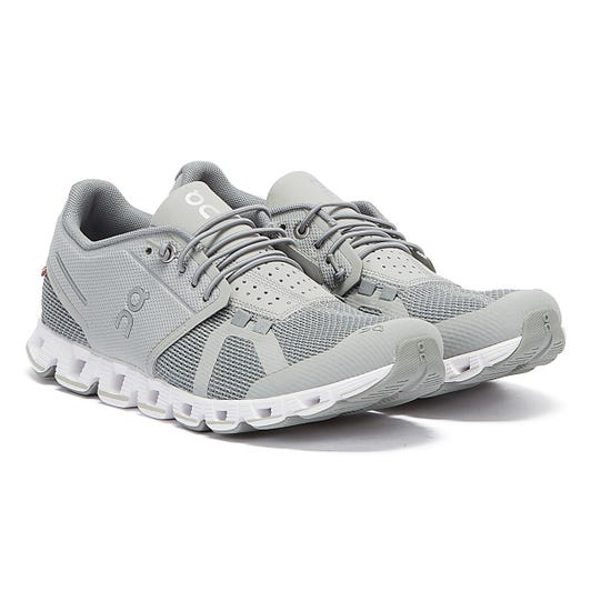 On Running The Cloud Mens Slate Grey Trainers