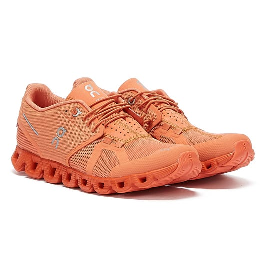 On Running Cloud Monochrome Womens Flare Trainers