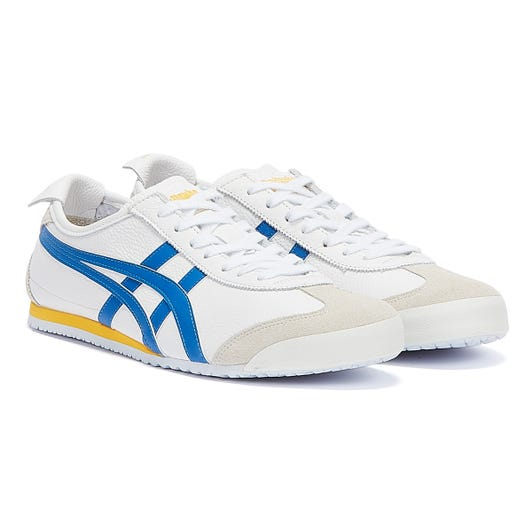 Onitsuka Tiger Mexico 66 White / Freedom Blue Trainers