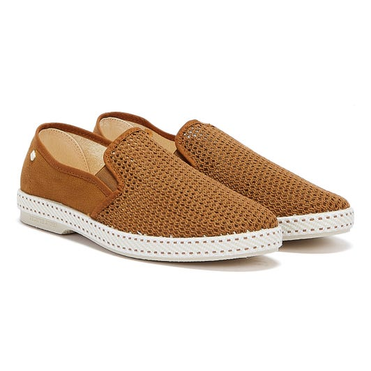 Rivieras Classic 20 Mens Brown Shoes