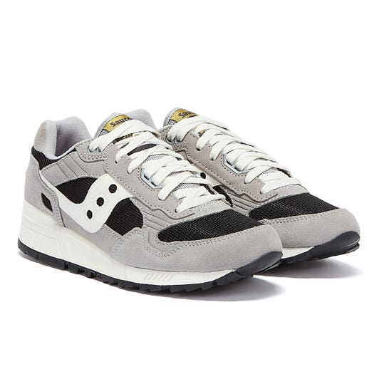 Saucony Shadow 5000 Vintage Mens Grey / Limo Trainers