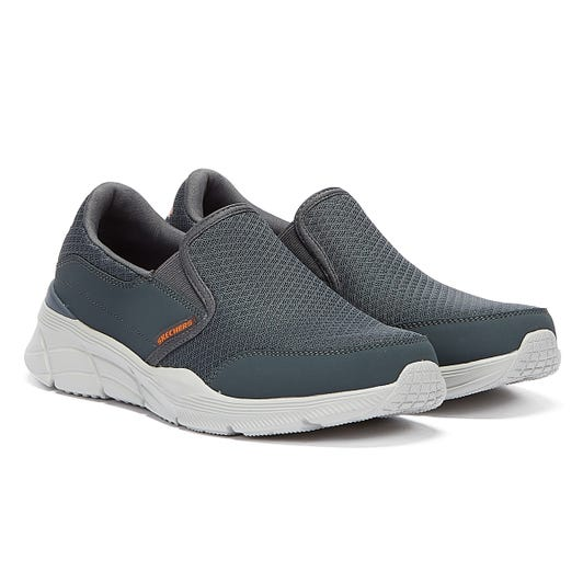Skechers Equalizer 4.0 Persisting Mens Grey Trainers