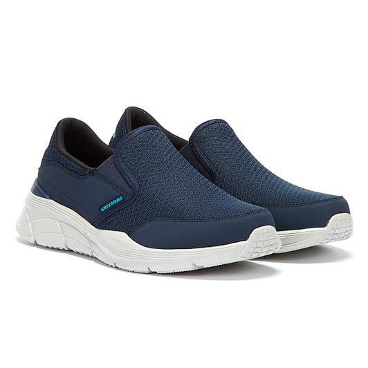 Skechers Equalizer 4.0 Persisting Mens Navy Trainers