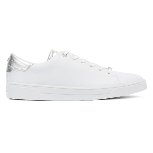 Ted Baker Zenis Womens White Trainers