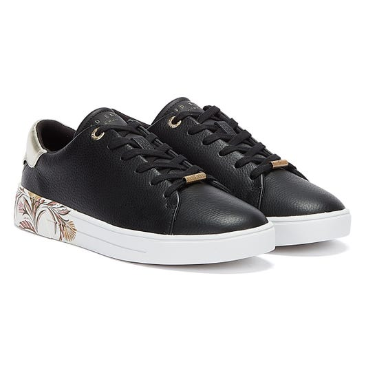 Ted Baker Tiriey Womens Black Trainers