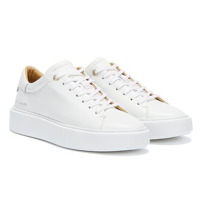 Ted Baker Yinka Womens White Trainers