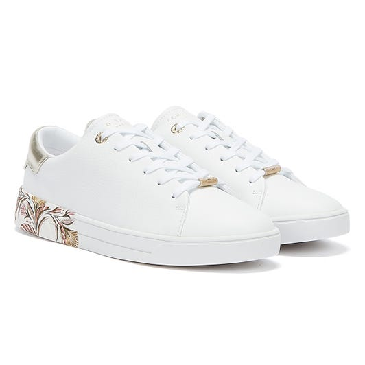 Ted Baker Tiriey Womens White Trainers