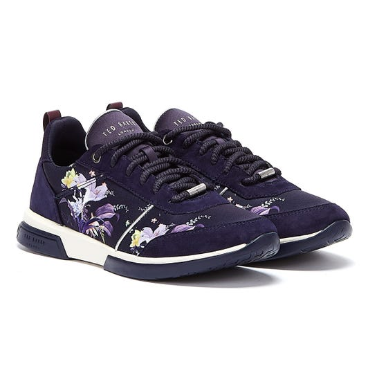 Ted Baker Ceyyas Womens Navy Trainers