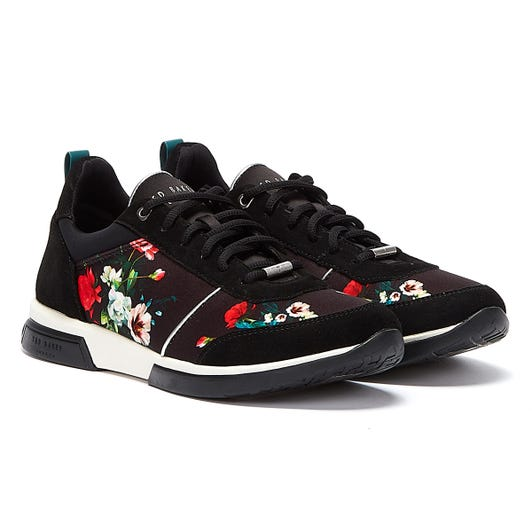 Ted Baker Ceyuh Womens Black Trainers