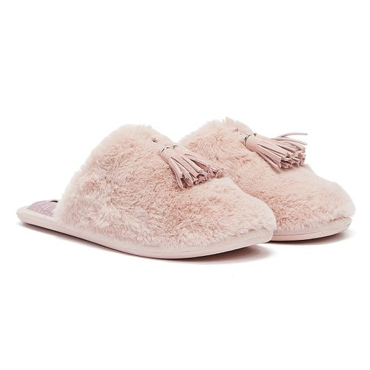 Ted Baker Breta Womens Light Pink Slippers