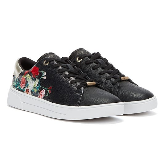 Ted Baker Hayiden Womens Black Trainers