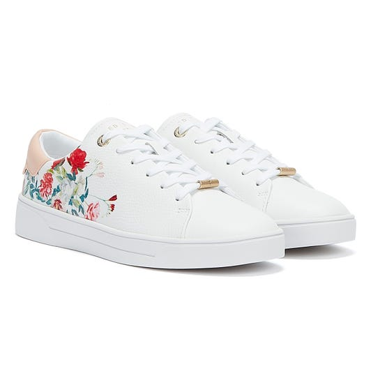Ted Baker Hayiden Womens White Trainers