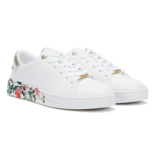 Ted Baker Hayides Womens White Trainers