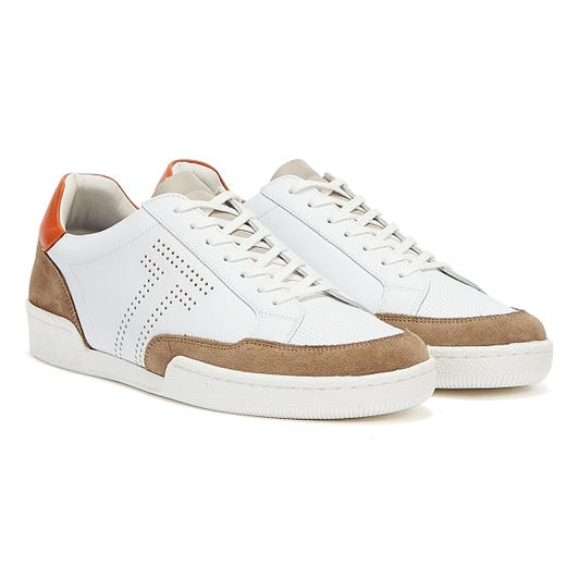 Ted Baker Acer Mens White Trainers