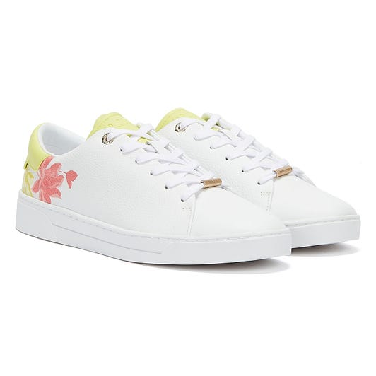 Ted Baker Keylie Womens White Trainers