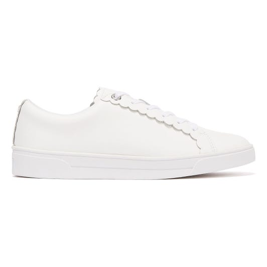 Ted Baker Tillys Womens White Trainers