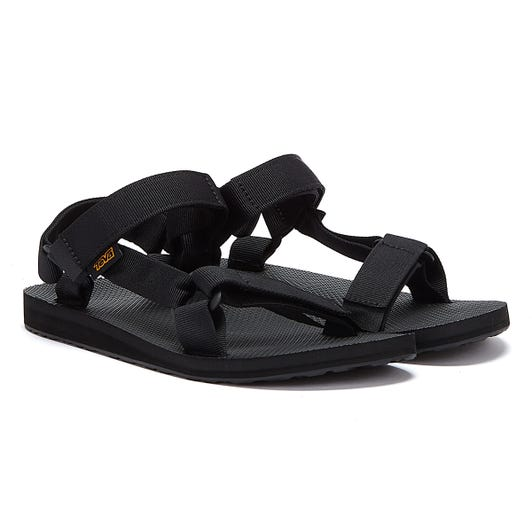 Teva Mens Black Original Universal Urban Sandals