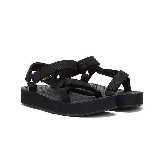 Teva Midform Universal Junior Black Sandals