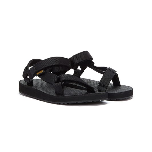 Teva Original Universal Junior Black Sandals