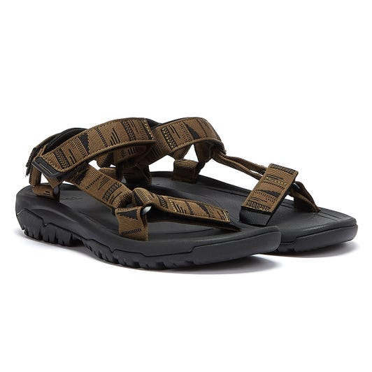 Teva Hurricane XLT2 Mens Chara Dark Olive Sandals