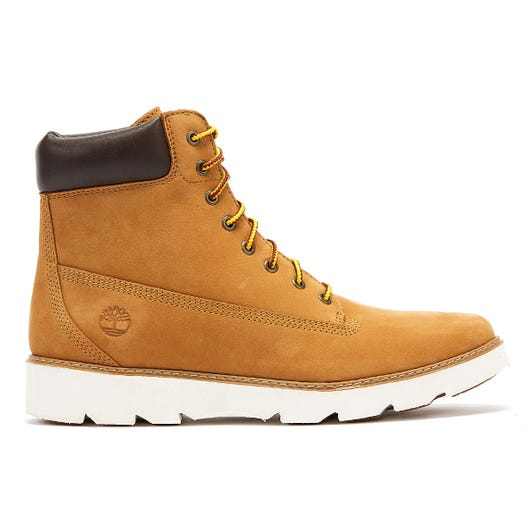 Timberland Keeley Field 6 Inch Womens Wheat Yellow Boots
