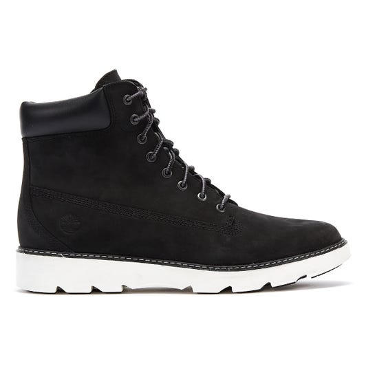 Timberland Keeley Field 6 Inch Womens Black Boots