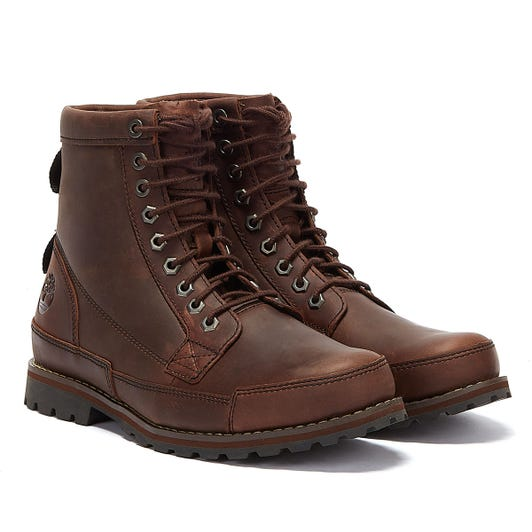 TImberland Originals II 6 Inch Mens Dark Brown Boots