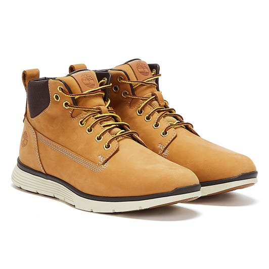 Timberland Killington Chukka Mens Wheat Yellow Boots