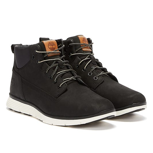 Timberland Mens Black Killington Chukka Boots