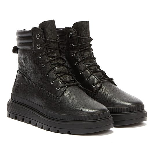 Timberland Ray City 6Inch Womens Black Boots