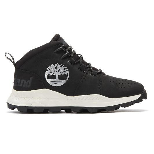Timberland Brooklyn City Mid Mens Black Trainers