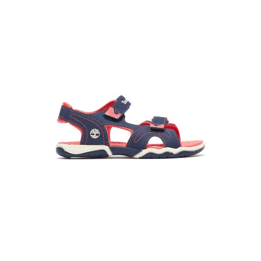 Timberland Adventure Seeker 2-Strap Toddlers Navy / Pink Sandals