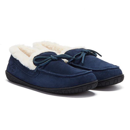 TImberland Torrez Mens Navy Slippers