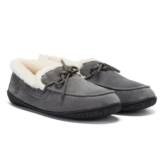 Timberland Torrez Mens Grey Slippers