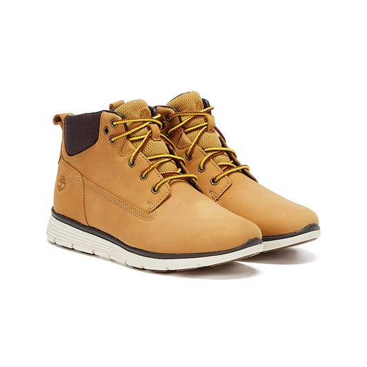 Timberland Killington Chukka Juniors Wheat Brown Boots