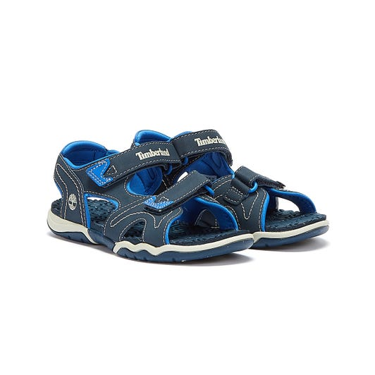 Timberland Adventure Seeker 2-Strap Youth Navy / Blue Sandals