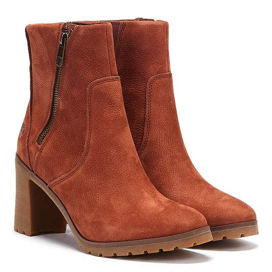 Timberland Allington Bootie Womens Brown Boots