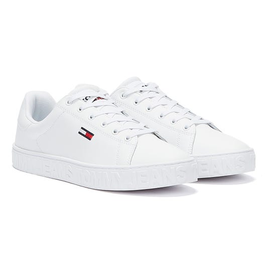 Tommy Jeans Cool Midsole Womens White Trainers