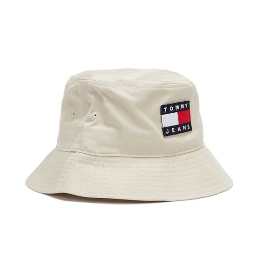 Tommy Jeans Heritage Mens Smooth Stone Bucket Hat