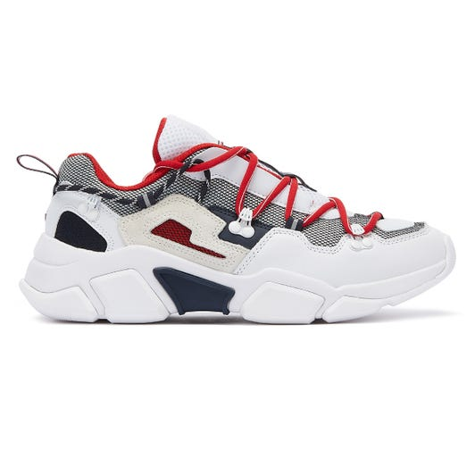 Tommy Hilfiger City Voyager Chunky Mens White Trainers