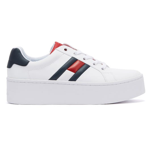 Tommy Jeans Icon Womens White Trainers