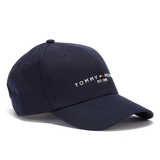 Tommy Hilfiger Established Mens Navy Cap