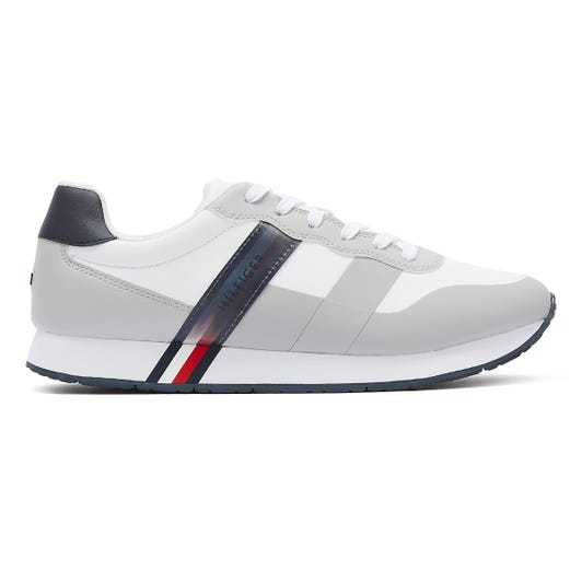 Tommy Hilfiger City Mens White Trainers