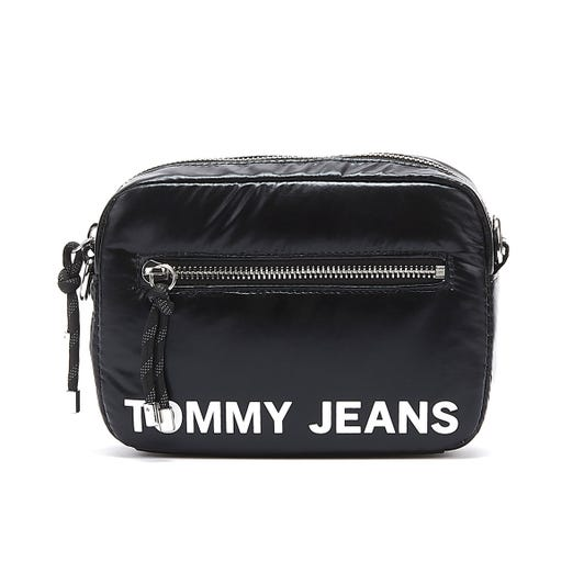 Tommy Jeans Item Crossover Black Bag