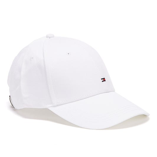 Tommy Hilfiger Classic White Baseball Cap