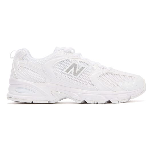 New Balance 530 Mens White Trainers