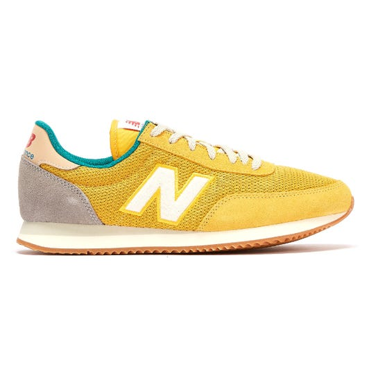 New Balance 720 Mens Yellow / Green Trainers