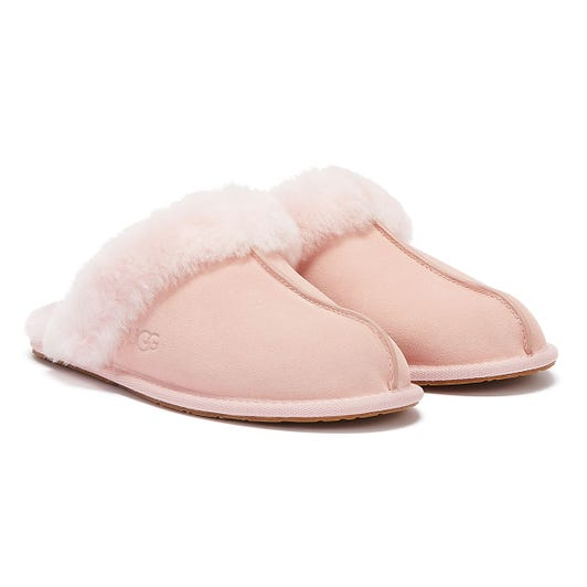 UGG Scuffette II Womens Pink Slippers